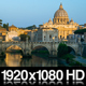 Time Lapse of the Sunrise at the Vatican Cathedral - VideoHive Item for Sale