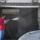 Garage Door Pressure Wash - PhotoDune Item for Sale