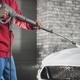 Power Washing Modern Car - PhotoDune Item for Sale