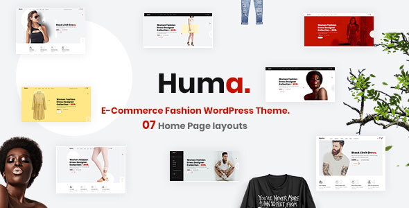 9 Best WordPress eCommerce Themes  for July 2019