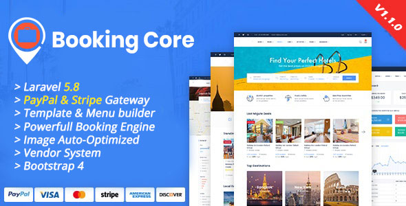 ThemeForest Codecanyon - reservation Nulled Free Download