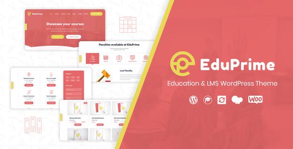 EduPrime - Education & LMS WordPress Theme by modeltheme