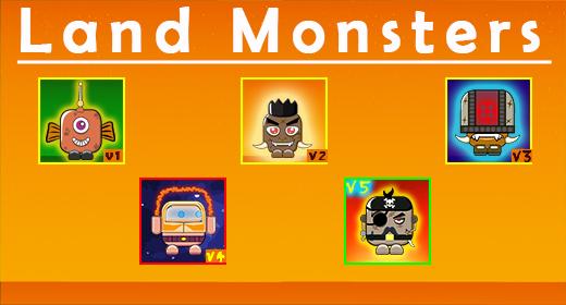 lands monster