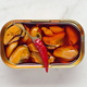 can of mussels with red chili - PhotoDune Item for Sale