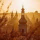 Prague skyline at amazing sunrise - PhotoDune Item for Sale