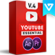 Youtube Essential Library - VideoHive Item for Sale