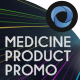 Medicine Product Promo / Titles Animations / Human Titles - VideoHive Item for Sale