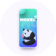 Mokko - App Promo Mock-up Mobile Presentation - VideoHive Item for Sale