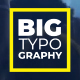 Big Typography Titles - VideoHive Item for Sale
