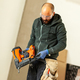 Worker builds a plasterboard wall. - PhotoDune Item for Sale