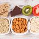 Best food as source melatonin and tryptophan. Healthy sleep concept - PhotoDune Item for Sale