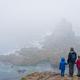 Family admiring landscape of the Lands End - PhotoDune Item for Sale