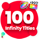 Infinity Titles for Final Cut Pro - VideoHive Item for Sale