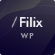 Filix - Creative Minimal Portfolio WordPress Theme
