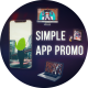 Simple App Promo - VideoHive Item for Sale