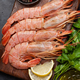 Fresh seafood. Langostino shrimps - PhotoDune Item for Sale
