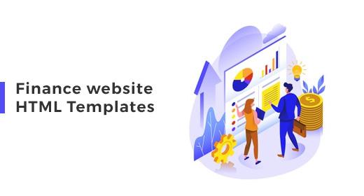 Best Finance Business HTML Templates