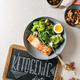 Ketogenic diet dinner - PhotoDune Item for Sale
