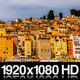 Time Lapse of the Picturesque Old Town of Menton France - VideoHive Item for Sale