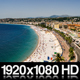 Time-lapse Aerial View of Nice France - VideoHive Item for Sale