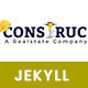 Construc - Business & Construction Jekyll Theme