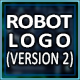 Robotic Technology Logo Reveal V2 - VideoHive Item for Sale