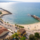 Aerial view of beach in Pizzo town - PhotoDune Item for Sale
