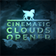 Cinematic Thunder Clouds Opener - VideoHive Item for Sale
