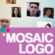 Mosaic Logo - No Plugins - VideoHive Item for Sale