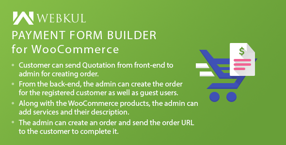 Download Payment Form Builder Plugin for WooCommerce Free Nulled