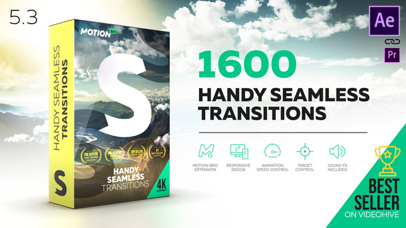 Top After Effects Templates from Envato