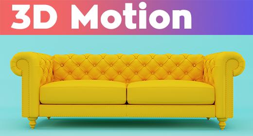 3D Motion Graphic