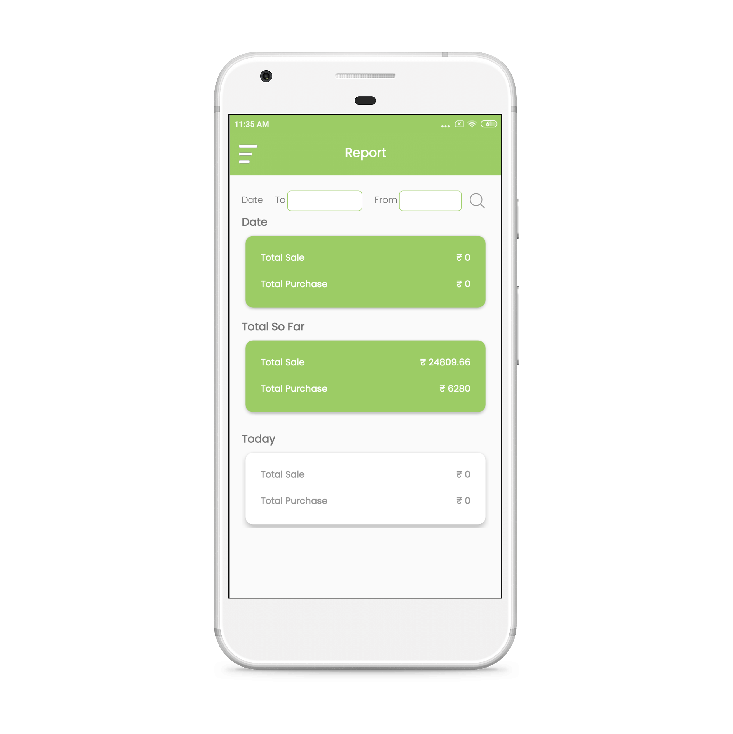 Restaurant POS System - Android