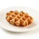 freshly baked belgian waffle - PhotoDune Item for Sale