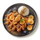 plate of belgian waffle dessert - PhotoDune Item for Sale