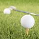 Golf ball on tee-5 - PhotoDune Item for Sale