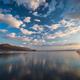 Sunset over stunningly beautiful Lake Ohrid - PhotoDune Item for Sale