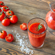 A glass of tomato juice - PhotoDune Item for Sale