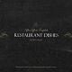 Restaurant Dishes Presentation - VideoHive Item for Sale