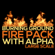 Burning Ground Fire Pack - Large Scale - VideoHive Item for Sale