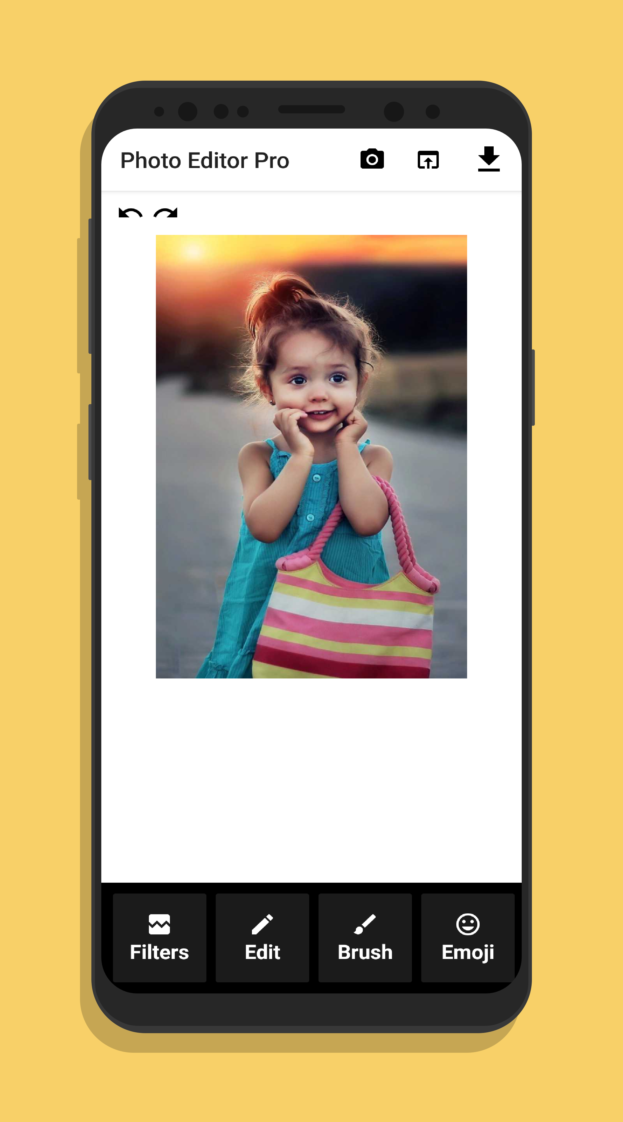 Advanced Photo Editor Android Source Code