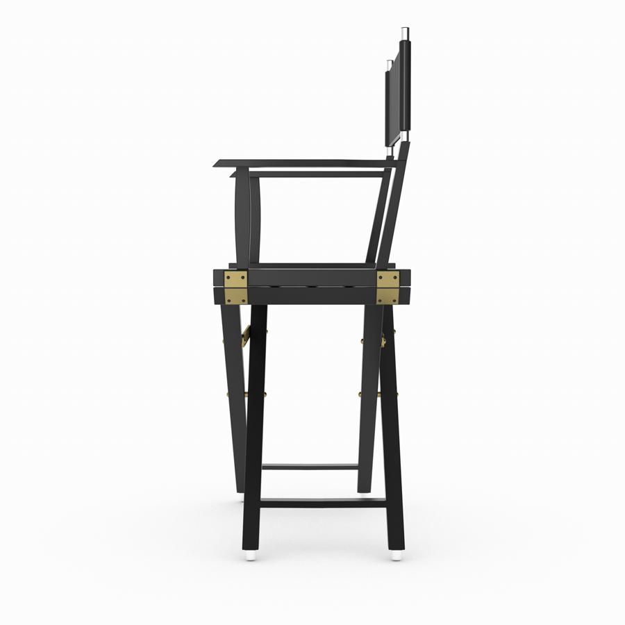 Fine Directors Chair 3D Model Machost Co Dining Chair Design Ideas Machostcouk
