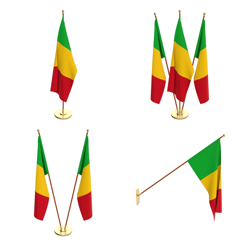 Mali Flag Pack