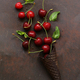 Cherry in a Waffle Cone - PhotoDune Item for Sale