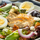 Homemade Healthy Green Goddess Salad - PhotoDune Item for Sale