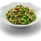 stir fried edamame and snow vegetables, chinese cuisine - PhotoDune Item for Sale