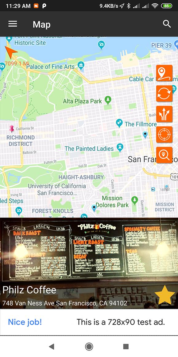 Store Finder Full Android Application v2 0