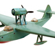 Hydro aeroplane old scale model - PhotoDune Item for Sale