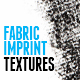 15 Black Fabric Imprint Textures