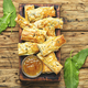 Spinach pie or baking - PhotoDune Item for Sale